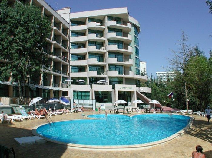 Hotel Palm Beach 4*   Nisipurile de Aur - Litoral Bulgaria