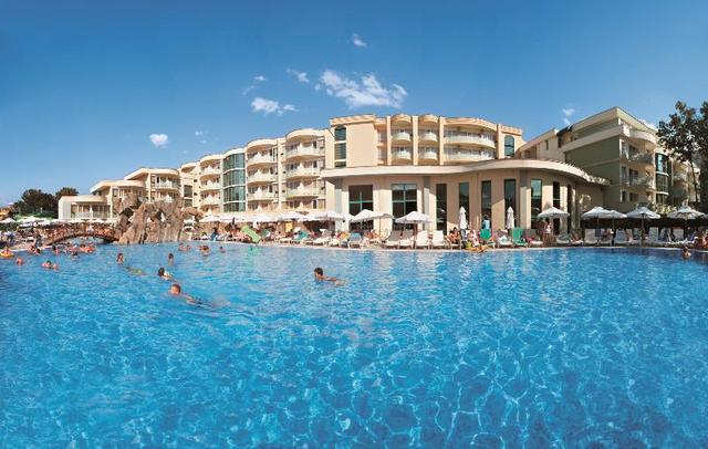 Hotel Rhodopi – Zvete – Flora Park 4*   Sunny Beach - Bulgaria