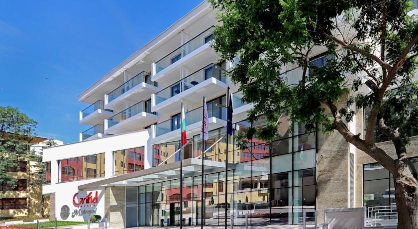 Hotel Grifid Metropol 4*   Nisipurile de Aur - Litoral Bulgaria
