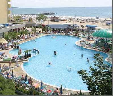 Hotel Bellevue 4 Sunny Beach Litoral Bulgaria Alex Tours