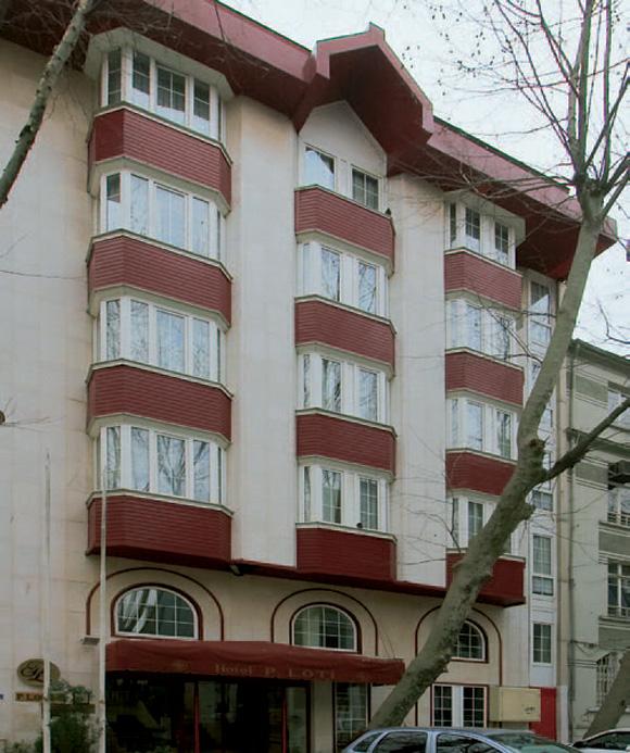 Hotel Pierre Loti 4