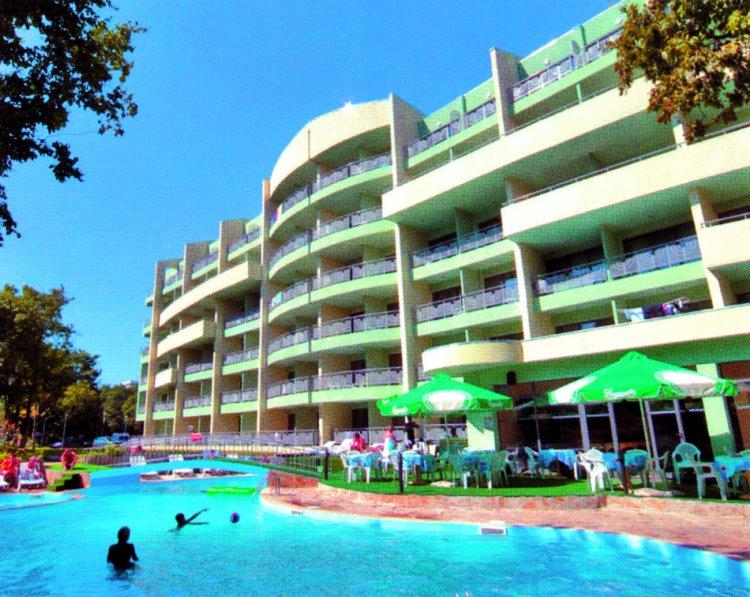 Hotel Perunika 3* | Nisipurile de Aur - Litoral Bulgaria