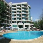 Hotel Palm Beach 4* | Nisipurile de Aur - Litoral Bulgaria