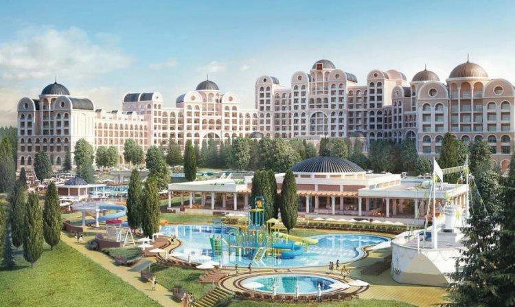 Hotel RIU Helios Paradise 4* | Sunny Beach - Litoral Bulgaria