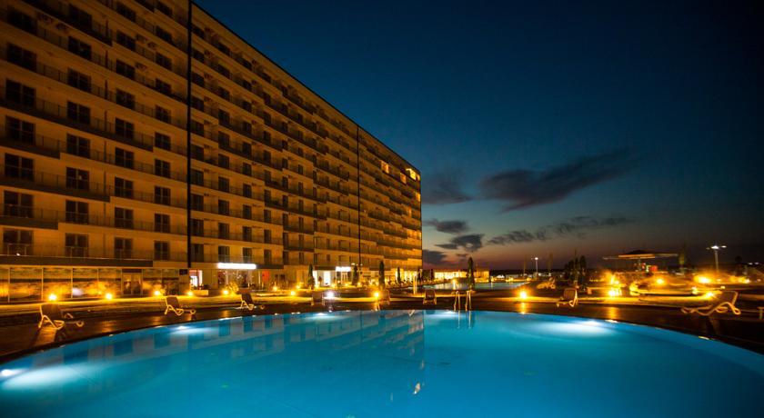 Blaxy Premium Resort 3* | Olimp - Litoral Romania